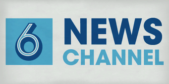 Channel 6 news banner