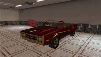 Saints Row variants - Cavallaro - LC09 - front left
