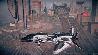 Naughty F-69 VTOL