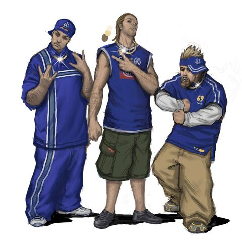 File:Westside Rollerz Concept Art - three gang members.jpg