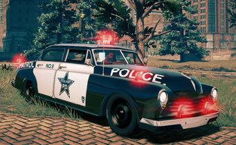 Police Gunslinger