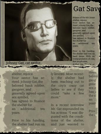 File:Johnny Gat, Cat savior - gat paper d.png