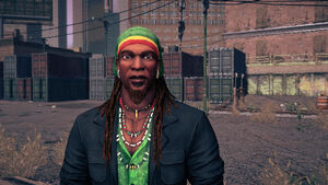 Mr Sunshine Saints Row IV Appearance