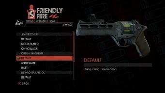 Weapon - Pistols - Heavy Pistol - Cumia Magnum - Default