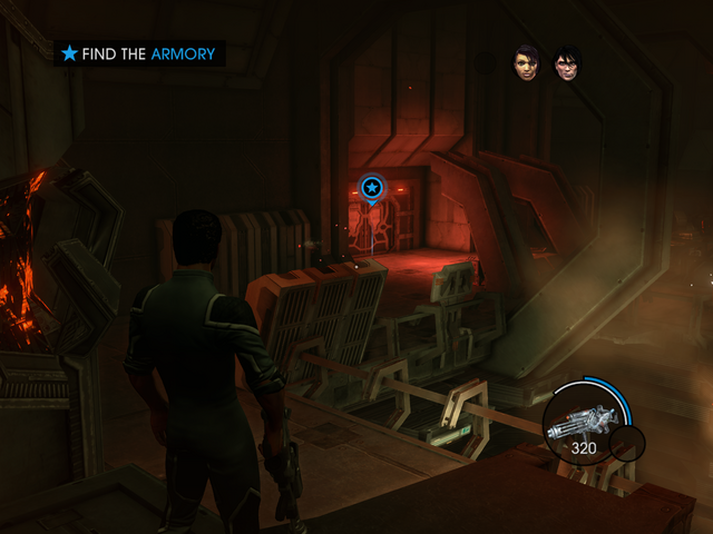 File:Grand Finale Part Three - Find the Armory objective - Armory door.png