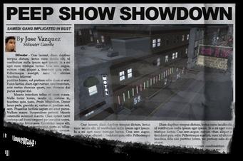 Newspaper sh ss crackhouse Bavogian Plaza Drug Labs