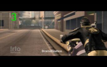 Shogo Akuji dramatization - The Anna Show cutscene