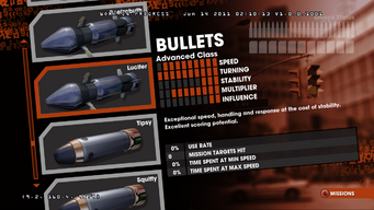 Saints Row Money Shot Bullet - Lucifer