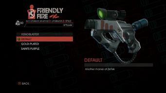 Weapon - SMGs - Alien SMG - Xenoblaster - Default