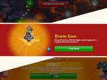 Unlock drum gun