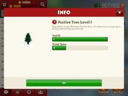 Festive tree level 1