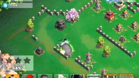 Samurai Siege Mission 28 Z Day