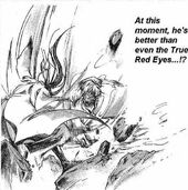 Demon eyes Kyo faith