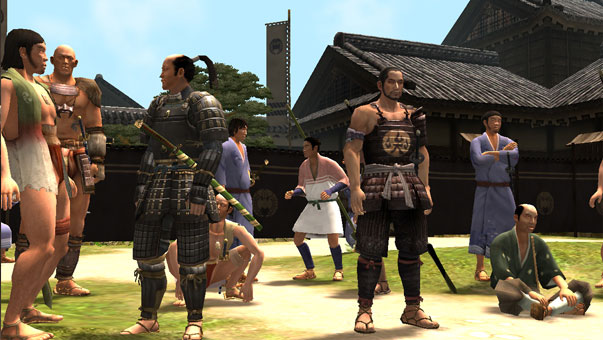 game online samurai - photo #3