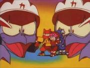 Ninja Crows Cross-dressing (episode 49) - 1