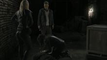 1x13 Magnus, Will, and Ashley around Alexei