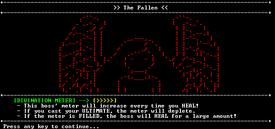 The Fallen-ready