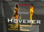 Hoverer Weakspot