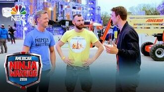 American Ninja Warrior - Crashing the Course- Atlanta (Digital Exclusive)