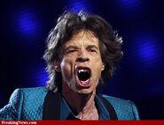 Mick Jagger Vampire