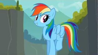 Rainbow Dash - Dun dun duuuuuun
