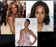 Pretty black women