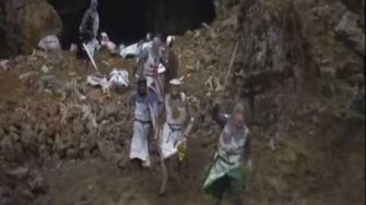 Run away! - Monty Python and the Holy Grail