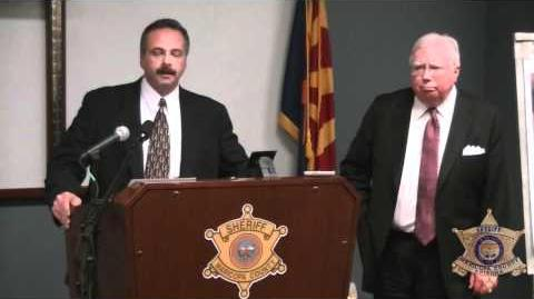 Cold Case Posse - Obama's Birth Certificate Investigation - Sheriff Joe Arpaio MCSO