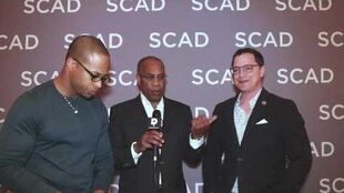The Cast of 'Scandal' at aTV Fest 2017