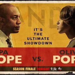 It's the ultimate showdown