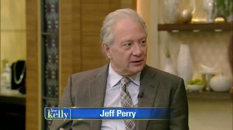 JEFF PERRY Interview - Scandal - Live with Kelly February 2, 2017