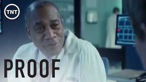 Joe Morton Interview I Proof I TNT