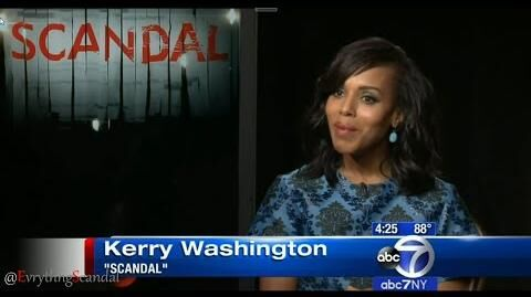 Kerry Washington Talks About The Season 5 Premiere Of Scandal