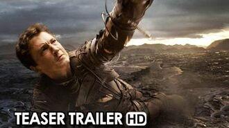 Fantastic Four Official Teaser Trailer (2015) HD