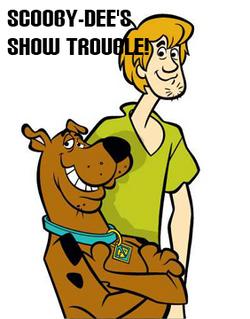 Scooby-Dee's Show Trouble!