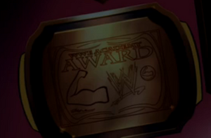WWE Academy Award