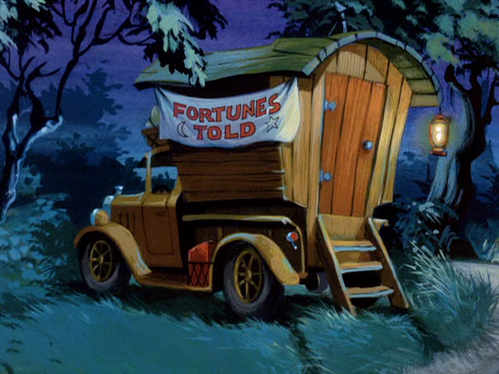 Truck Bed Dimensions >> Gypsy wagon (A Gaggle of Galloping Ghosts)   Scoobypedia   Fandom powered by Wikia