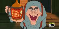 Hermit Hank's Eeaarrrrrrrrr! Hot Sauce
