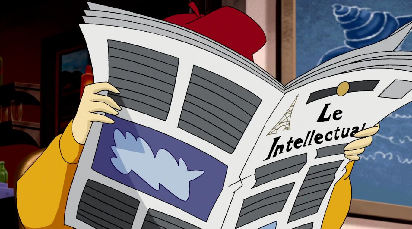 Le Intellectual