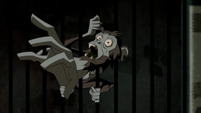 Monkey (Howl of the Fright Hound)