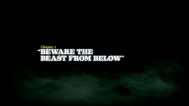 Beware the Beast from Below title card