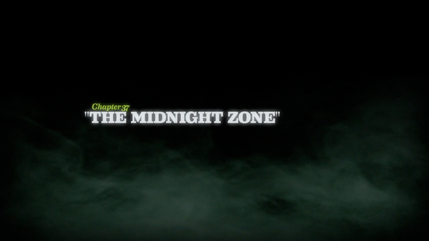 The Midnight Zone title card