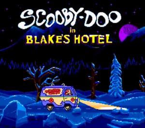 Blake's Hotel title card
