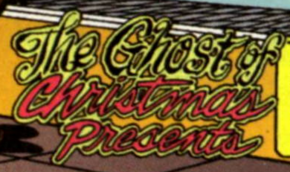 The Ghost of Christmas Presents title card