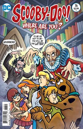 WAY 76 (DC Comics) cover