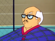 Mr. Husai unmasked