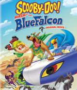 Scooby-Doo! Mask of the Blue Falcon Blu-ray