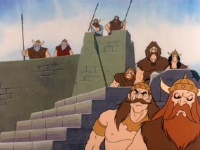 Viking pirates