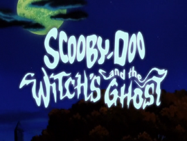 Witch's Ghost title card