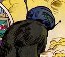 Gorilla/Spaceman/Pirate
